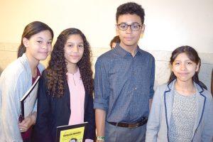 Kappa III students were competitors.