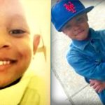 Five-year-old Jaheem Hunter was shot in the head.