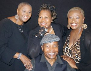 Cody Childs and The Ladies of Soul.