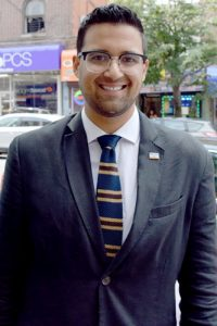 Attorney Randy Abreu is running for City Council.