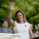 Speaking out was Kristin Beck, former Navy SEAL Team 6 member, who earned a Bronze Star and Purple Heart.