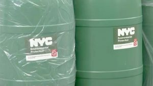 Two hundred rain barrels will be distributed.
