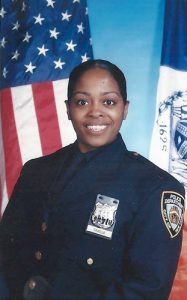 Police Officer Miosotis Familia was killed.