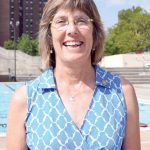 """""""Swimming is probably the most important skill we can teach our children,"""" saidState Parks Commissioner Rose Harvey."""