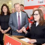 """""""This ground-breaking legislation will help all New Yorkers,"""" saidAARP NY State Director Beth Finkel."""