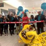 A Queens ribbon-cutting was held in June.