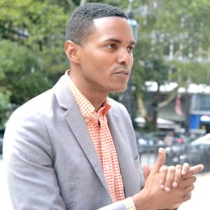 Councilmember Ritchie Torres.