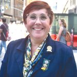 """It's our day,"" said Meredith Maskara, CEO of the Girl Scouts of Greater New York."