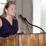 """""""We're highlighting the partnership between the private sector andgovernment,"""" said Council Speaker Melissa Mark-Viverito."""