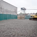 The project is locatedon East 147th Street at Timpson Place.