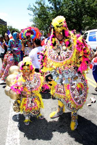 La Revelación Carnavalesca de Villa Juana.