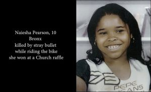 Naiesha Pearson was ten years old.