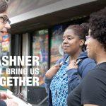 Bashner is calling for open debates.