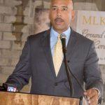 """It's fitting that we're naming this 'MLK,'"" noted Borough President Rubén Díaz Jr."