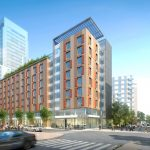 The $67 million project will create160 affordable apartments.