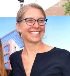 RuthAnne Visnauskas is the Commissioner of New York State Homes and Community Renewal (HCR).