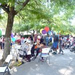 The fair was held at the María Isabel Senior Center.