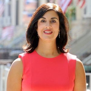 Republican mayoral candidate Nicole Malliotakis.