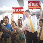 Mayor Bill de Blasio will again be the Democratic nominee for mayor.
