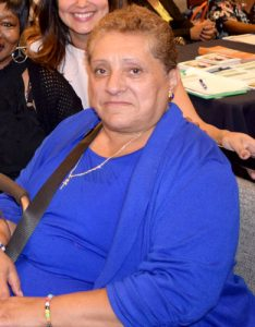 """There needs to be more resources like this for seniors,"" said Justa Hernández."