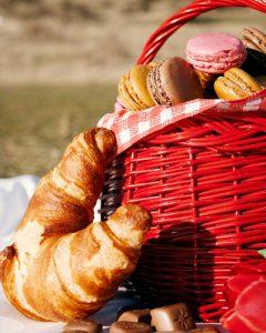 Bring a picnic to enjoy.