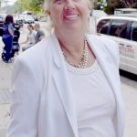 Manhattan Borough President Gale Brewer. Photo: G. McQueen