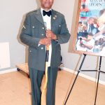 """""""I can't thank you enough for your service to this country,"""" said Councilmember Andy King."""