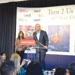 """""""We're extremely proud to see all the progress,""""said Derek Jeter."""