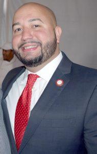 Councilmember Rafael Salamanca.