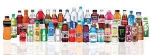 Coca-Cola offers over 500 branded products.