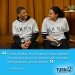 "The students involved are often referred to as ""Jeter's Leaders."""