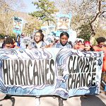 Advocates marked the fifth anniversary of Hurricane Sandy.