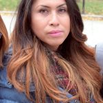 """""""It's important for us to know who is stopping us and why,"""" said organizer Bianey García."""