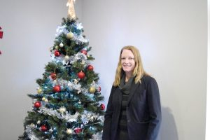 """""""The mission is really to spread holiday cheer,"""" said Jericho CEO Tori Lyon."""