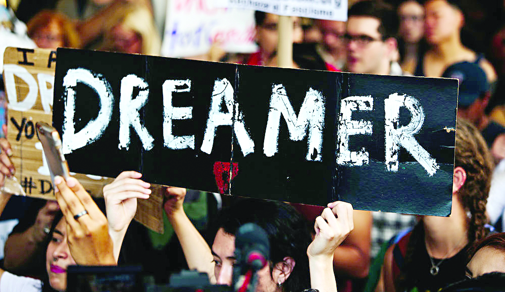 It is estimated an average of 122 immigrant youths lose their DACA status every day.