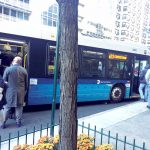 Advocates have called for all-door boarding on all MTA buses.