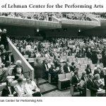 Opening night in 1980.