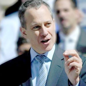 New York Attorney General Eric T. Schneiderman.