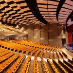 The 2,310-seat concert hall is the largest venue of its kind in the borough.