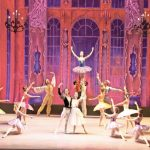 A performance of Cinderella by the Moscow Festival Ballet.