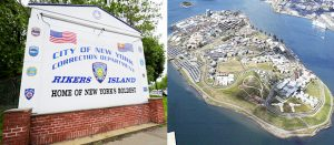 Eight of nine Rikers jails will remain open for now.