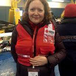 Jessica Kirk from the Red Cross.