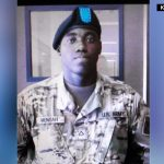 Emmanuel Mensah was a U.S. Army private.