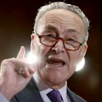 """""""We have a way to address the fate of the DREAMERs, starting right now,"""" said Senate Majority Leader Chuck Schumer said on the Senate floor."""