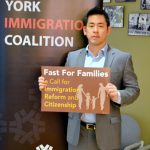 """New York State must reclaim a leadership role in protecting immigrants,"" said NYIC's Steven Choi."