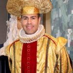Gothamactor J.W. Cortés has served as honorary king.