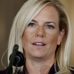 """The substantial disruption of living conditions no longer exist,"" said Secretary of Homeland Security Kirstjen M. Nielsen."