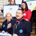 Guillermo Chacón, an 11-year cancer survivor, said terminally ill patients should have the right to decide.
