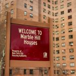 More than 3,330 tenants live at Marble Hill Houses.