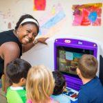 The programs will offer full-day education for children born in 2014.